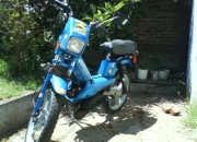 Vendo moto peugeot spx