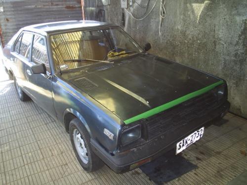 Datsun 100a vendo o permuto