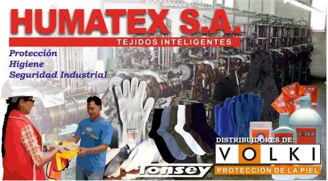 Humatex s.a. protección, higiene y seguridad industrial