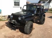 Jeep Wrangler 4.0 1997, 230 000 km