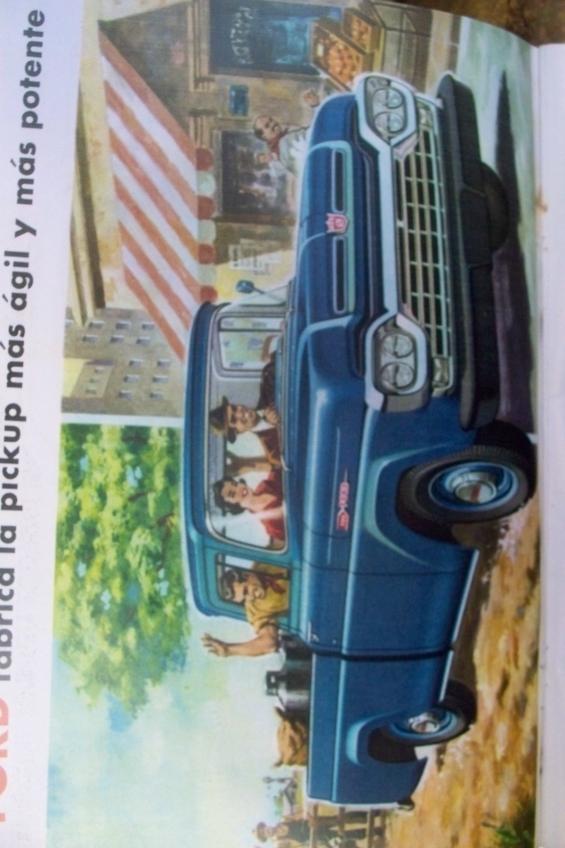 Clasicos manuales ford ** taller* despiece y usuario