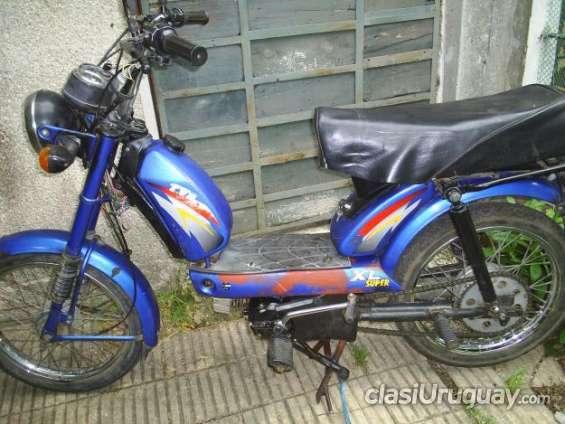 Quiero vender urgente liquido 2 motos tvs consulta hoy mismo.