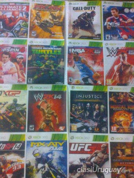 Fotos De Vendo Juegos Xbox 360 En Rgh A Buen Precio En Tacuarembo