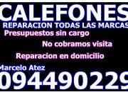 CALEFONES REPARACION TODAS LAS MARCAS Y MODELOS, SANITARIO, ELECTRICISTA