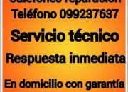 CALEFONES REPARACIÓN TODAS TEL 099 237 637