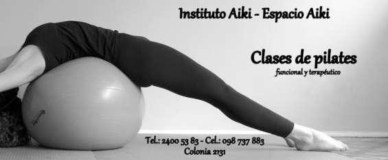 - clases de pilates -