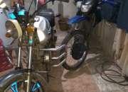 VENDO MOTO HONDA 1500 CC Y YUMBO 200CC