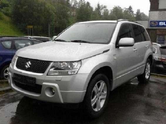Suzuki grand vitara 2008