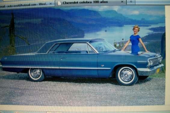 Nanual usuario chevrolet impala 1959 y 1964