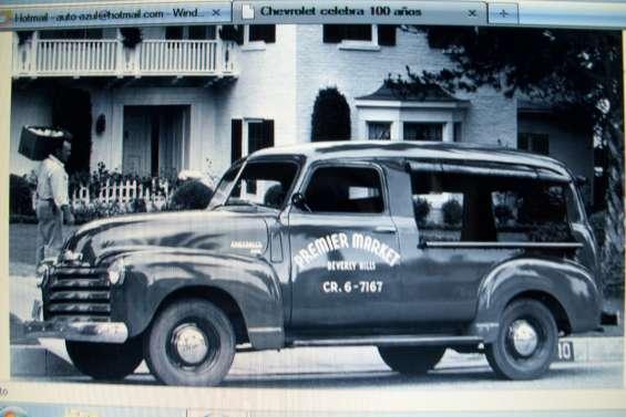 Manual usuario y taller chevrolet loadmasters 1947-48