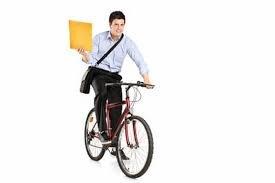 Cadeteria en bici